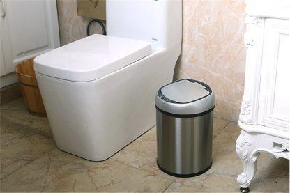 Электронную корзину в туалет