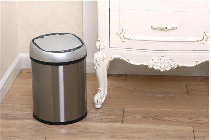 Электронная мусорка в гостинную