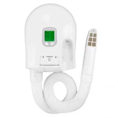 Фен стационарный для волос и тела Ksitex F-2000 D с электронным цифровым управлением и дисплеем
