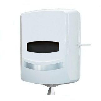Диспенсер для рулонных бумажных полотенец с центральной вытяжкой Ksitex TH-8030A