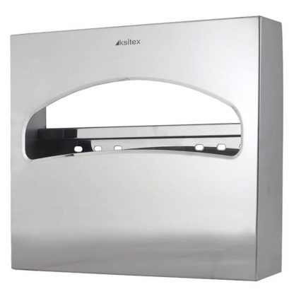 Диспенсер туалетных бумажных накладок на унитаз Ksitex TCN-506-1/2