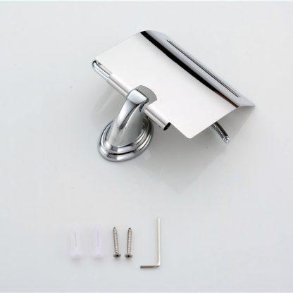 Настенный держатель туалетной бумаги Ksitex TH-3100