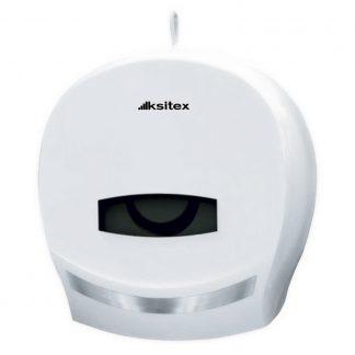 Диспенсер-Держатель туалетной бумаги Ksitex TH-8001A в профессиональных рулонах