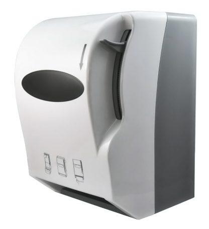 Диспенсер рулонных полотенец с кнопкой Ksitex AC1-13W