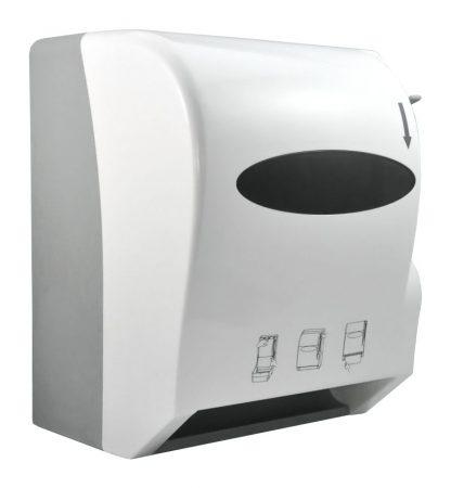 Механический диспенсер полотенец для общественных санузлов Ksitex AC1-13W