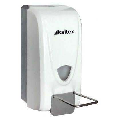 Локтевой дозатор жидкого мыла Ksitex ES-1000