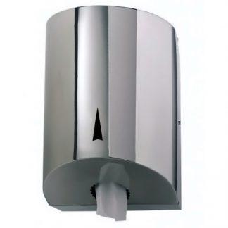 Диспенсер для рулонных бумажных полотенец Ksitex TH-313S с центральной вытяжкой