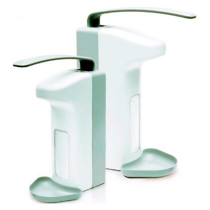 Настольный локтевой дозатор жидкого мыла Ksitex DES-1000